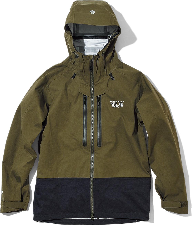 Mountain hardwear drystein jacket